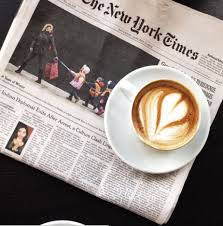 coffee and the times